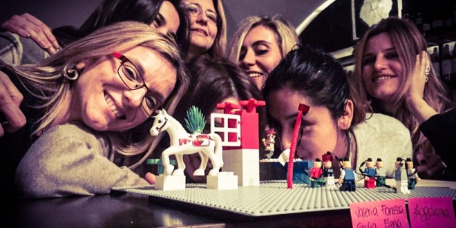 GGD lego house