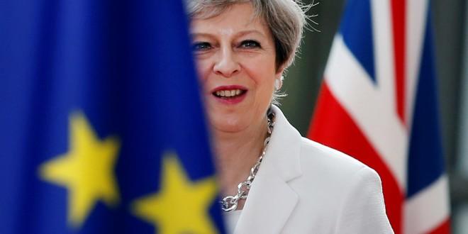 Theresa-May-ha-perso-le-elezioni-del-giugno-2017-e-da-allora-sembra-aver-accantonato-il-suo-piano-di-una-Hard-Brexit