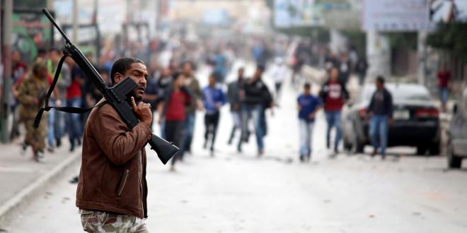 Benghazi clashes